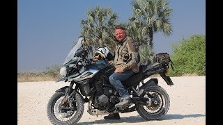 Victoria Falls To Cape Town with Charley Boorman and Compass Expeditions