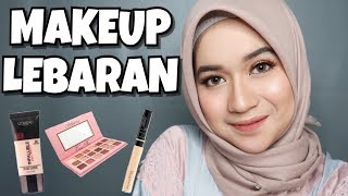 Video Makeup Lebaran 2018 (Drugstore Products) | Clara Haniyah download MP3, 3GP, MP4, WEBM, AVI, FLV Agustus 2018
