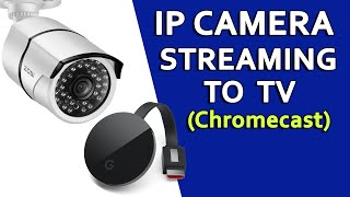 Zosi IP camera streaming to Ch…