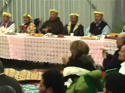 Tokelau; Fakaofo Wellington, NZ, Event Centre Opening.wmv