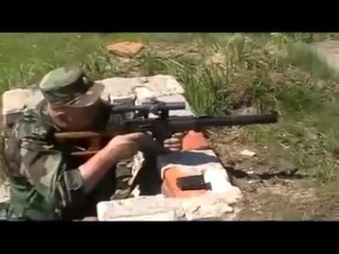 VSS Vintorez cal 9x39mm (Rusia)