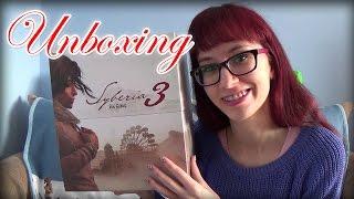 Unboxing #23: Syberia 3 Edycja Kolekcjonerska [PC]