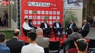 Plateau TV 2017 - 1.° Painel dedicado à formação
