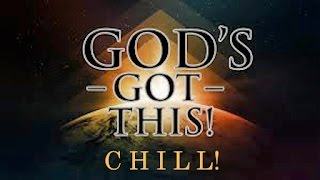 You Can Chill! Holy Ghost Has Got It Covered.