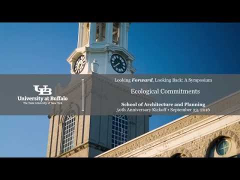 2016 - HAYES HALL SYMPOSIUM - Ecological Commitments