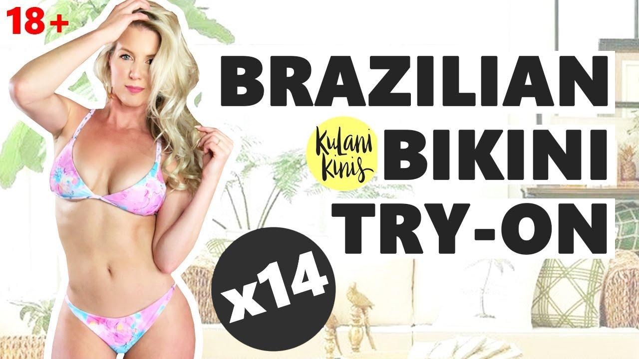 2312d28676e 14 BRAZILIAN BIKINIS!!   HUGE TRY ON HAUL - Kulani Kinis - YouTube