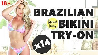 b38d7293230 10 Sequined CHEEKY BIKINIS! TRY ON HAUL | *NEW* BelleLily.com ...
