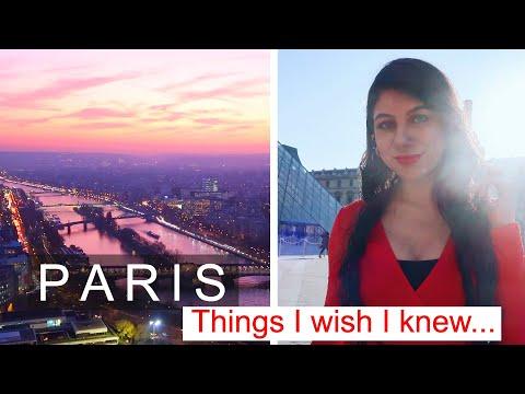 PARIS FRANCE THINGS TO KNOW (2020) | TRAVEL VLOG IV