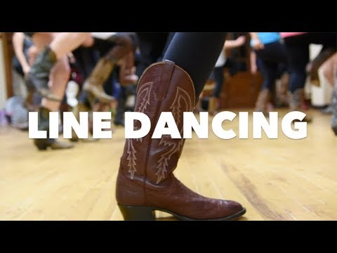What Does Line Dancing Mean To You Youtube