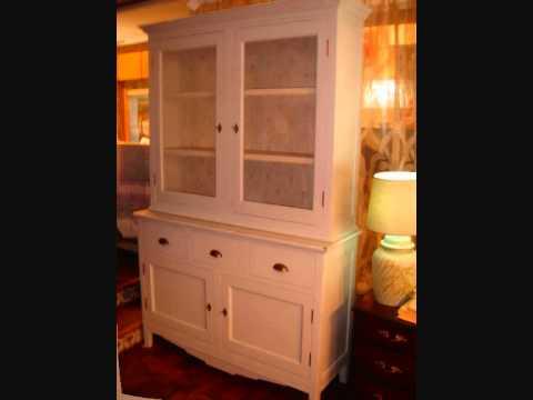Muestrario de muebles 6 youtube - Muebles antiguos restaurados ...