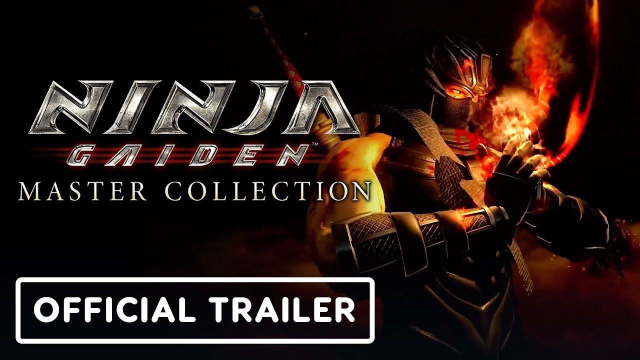 Ninja Gaiden: Master Collection - Official Characters Trailer