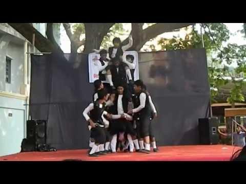 B BOYS, St Aloysius College, Mangalore.