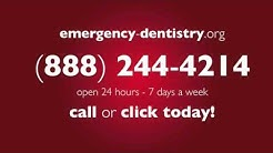 24 Hour Emergency Dentist Pittsburgh, PA - (888) 244-4214