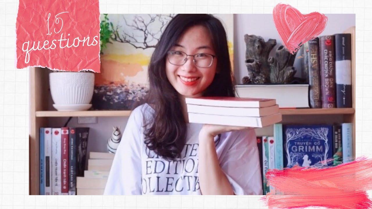 Những Thứ Mình Yêu Thích về Sách | Hương Đeo Niềng