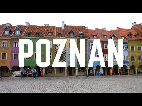 My Trip to Poznan | Poland Travel Video
