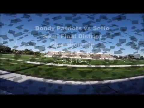 Bondy Patriots vs SoHo: Semi Final Championship Soccer Match