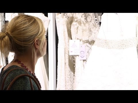 Wedding Show Stand Marketing Video - Forget Me Not Dress Supplier