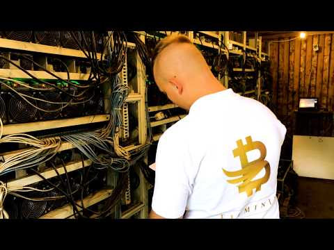 How Bitcoin Mining works (funny video)