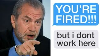 """r/Idontworkherelady """"YOU'RE FIRED!"""" """"but i dont work here lol"""""""