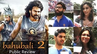 Babubali 2 MOVIE REVIEW