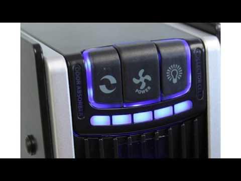 Oreck ProShield Air Purifier | RAIR12B-RB