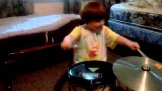 a new drummer girl