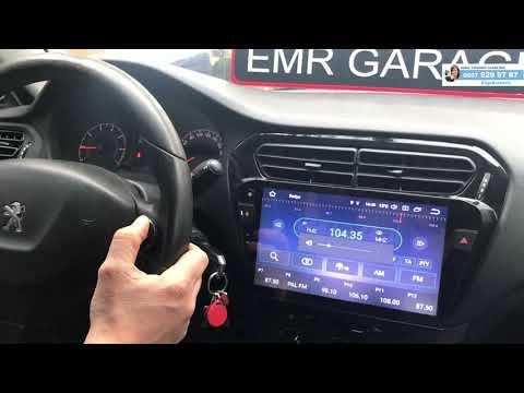 Peugeot 301 Direksiyon Kumanda Montaj Uygulaması - EMR Garage