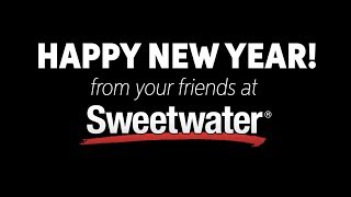 Happy New Year from Sweetwater Don Carr & Daniel Fisher
