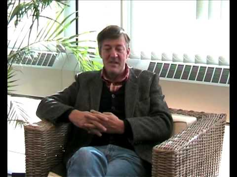 Stephen Fry at Fauna & Flora International- 'Why did you choose to become involved with FFI?'