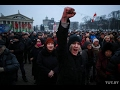 Марш рассерженных белорусов