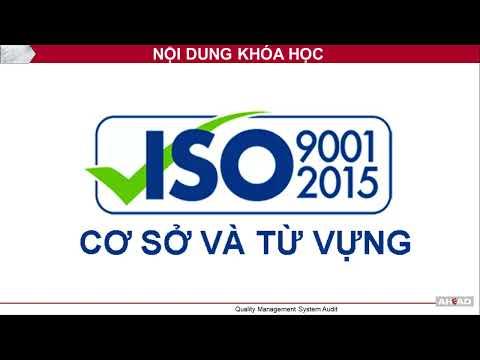 Video Đào tạo nhận thức ISO 9001:2015 phần 3