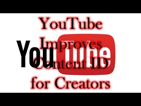 Gamers Cafe - YouTube Improves Content ID for Creators