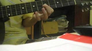 Vì một người Guitar cover by Mạnh Khùng