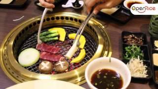 Openrice Singapore | Arashi Yakiniku Charcoal Grill Restaurant Food Tasting