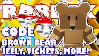 [CODE] Free Brown Bear Transformation, Royal Jelly, Tickets and More in Roblox Bee Swarm Simulator