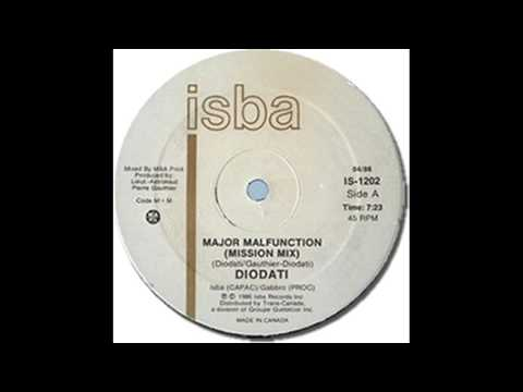 Diodati - Major Malfunction (Mission Mix 1986)