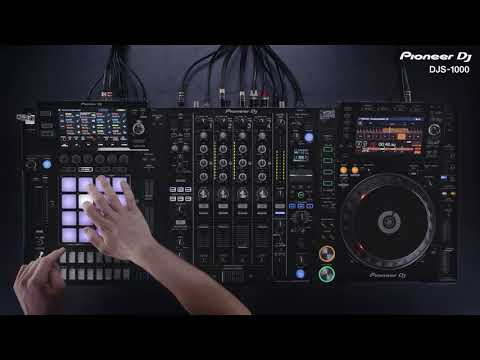 DJS-1000 Tutorial - Live Sampling