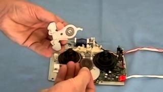 betamax sl hf 360 mechanism repair