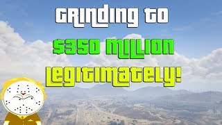 GTA Grinding To $350 Million Legitimately And Helping Subs