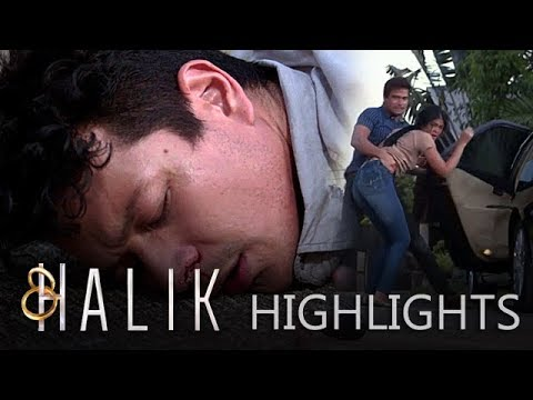 Ace and Jade leave an unconscious Lino | Halik