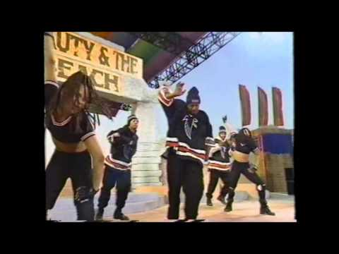 MC Hammer - Don't Stop - MTV Spring Break 1994