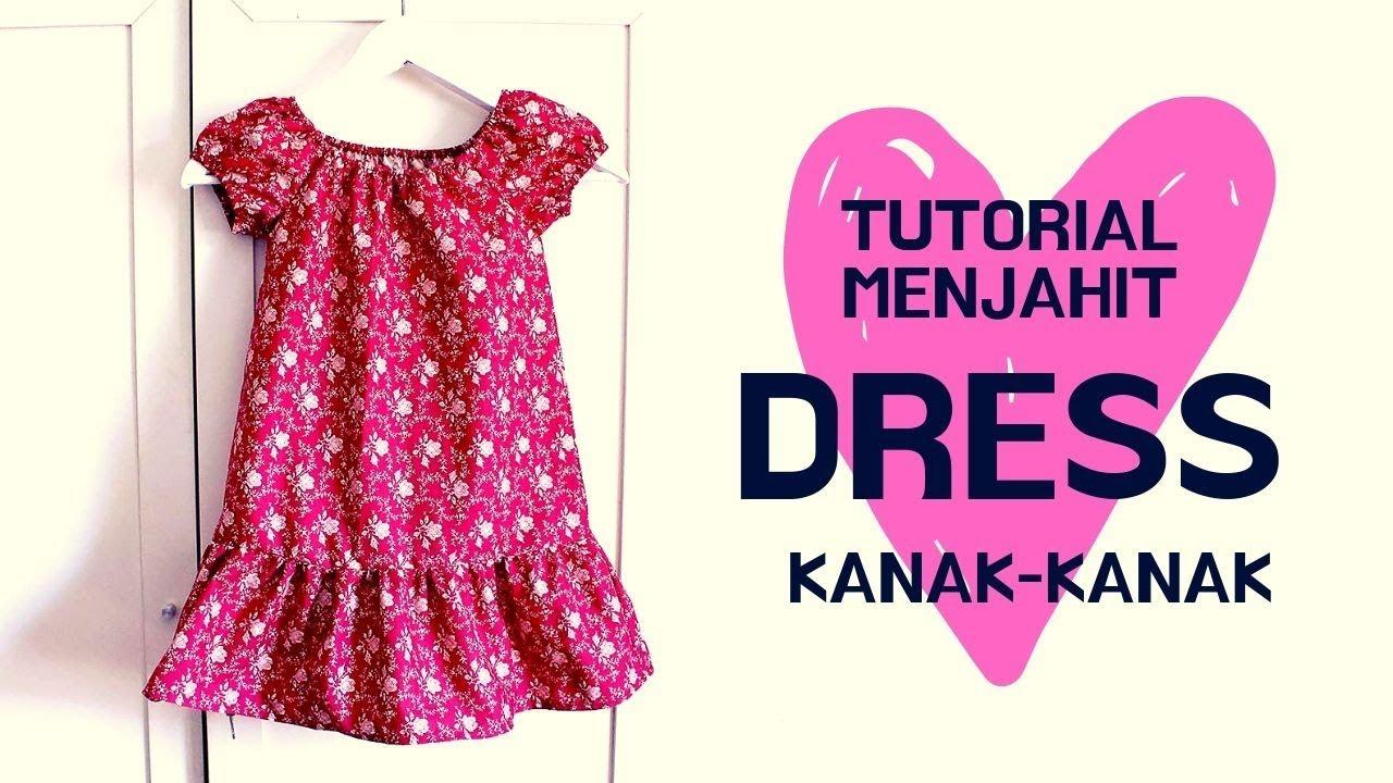 Sew Along Dress Kanak Kanak Simplicity 1449 Youtube