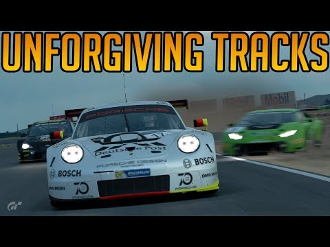 Gran Turismo Sport: Surviving the Unforgiving Tracks