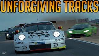Gran Turismo Sport: Surviving the Unforgiving Tracks