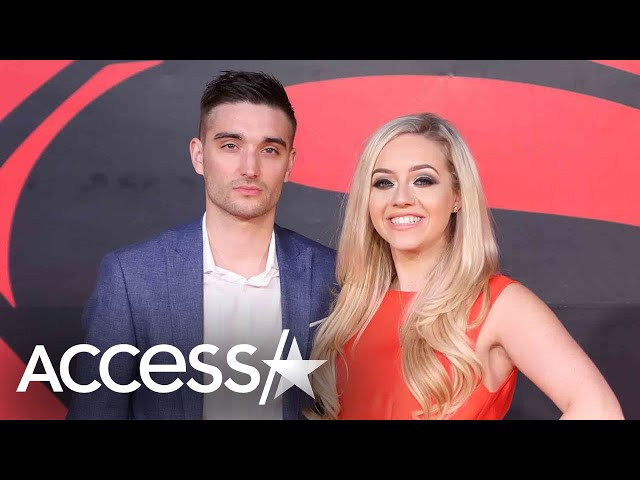 The Wanted's Tom Parker Has Terminal Brain Cancer