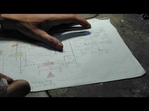 Hướng dẫn phân tích mạch nguồn sử dụng ic dao động kết hợp sò