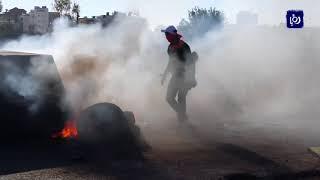 جمعة الغضب الفلسطينية تشعل المواجهة مع قوات الاحتلال - (8-12-2017)
