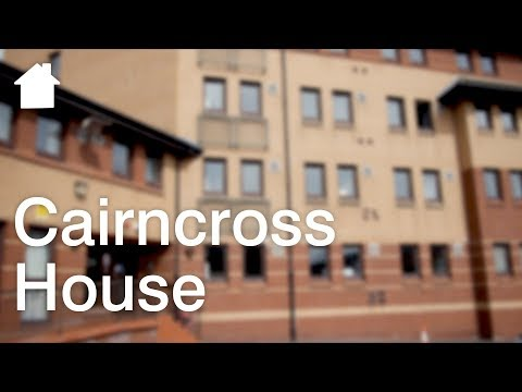 Cairncross House accommodation at the Univeristy of Glasgow