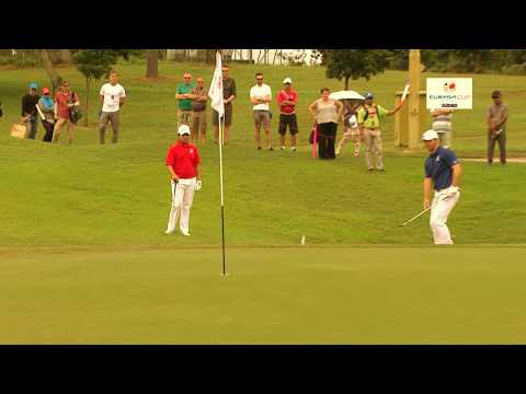 2018 EurAsia Cup presented by DRB-HICOM - Sunday Singles Highlights