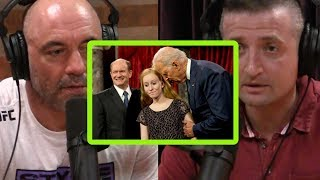Kid-Sniffer Joe Biden Should Stay Out of the 2020 Race! | Joe Rogan and Michael Malice